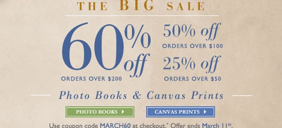 SAVE UP TO 60% OFF at MYPUBLISHER thru 3-11-2013