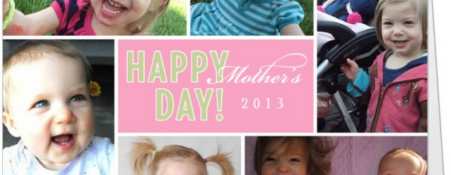 5 FREE SHUTTERFLY CARDS for MOTHER'S DAY, GRADUATION AND MORE!