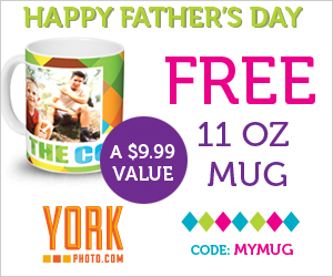 Free Mug from YorkPhoto.com!