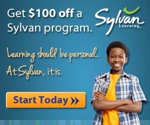 Sylvan – Get $100 off + Free Consultation !