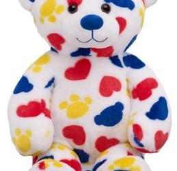 Free Shipping with Any purchase of $40 or more at Build-A-Bear Workshop!