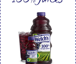 $1 off Welch's