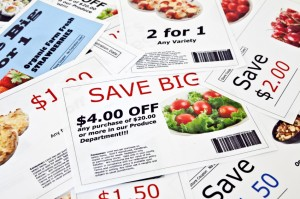 The Big List of Printable Coupons