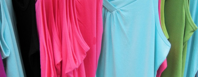 Thrifty ways to save on clothing!