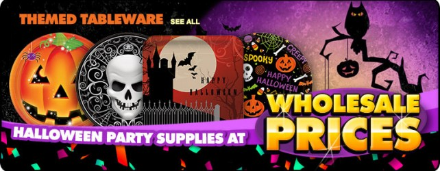 Pump up your Halloween Party with Last Minute Frugal Ideas from a Halloween Superstore