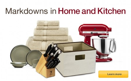 Amazon Sale on Houseware and Kitchen Items