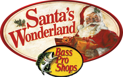Free Santa's Wonderland at Bass Pro Shops