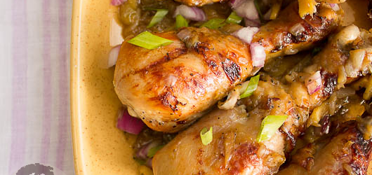 Cooking on a Budget Frugal Ginger Chicken