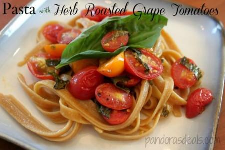 Grape Tomato Pasta