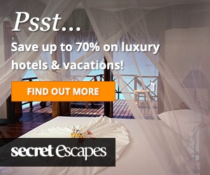 Travel Secrets and Vacation Deals at SecretEscapes