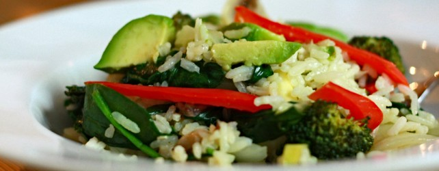 Cooking On A Budget: Veggie Stir Fry with Peanuts