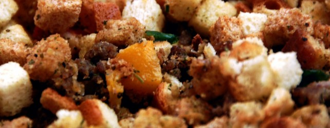 Cooking On A Budget Affordable Thanksgiving Stuffing