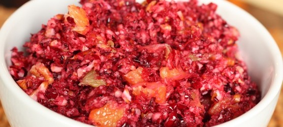 Cooking On A Budget: Cranberry And Orange Relish