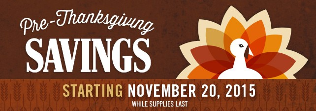 Save Money This Holiday with Thanksgiving Coupons From Costco