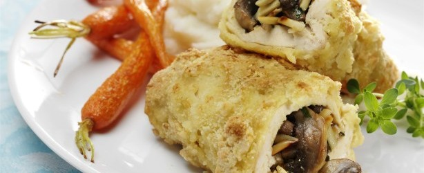 Cooking On A Budget: Almond Stuffed Chicken Breast Recipe