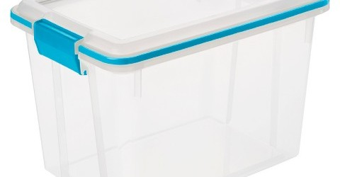 Target Deals This Week: $5 Sterilite Storage Totes!