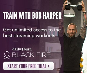 Sign Up For Your FREE Trial Of DailyBurn For a Limited Time