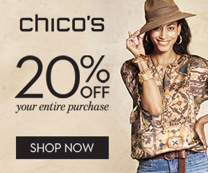Chicos coupons