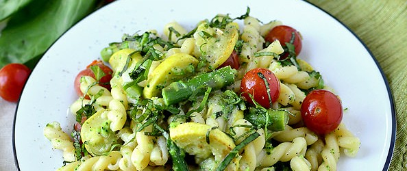 Cooking On A Budget: Springtime Pasta Primavera