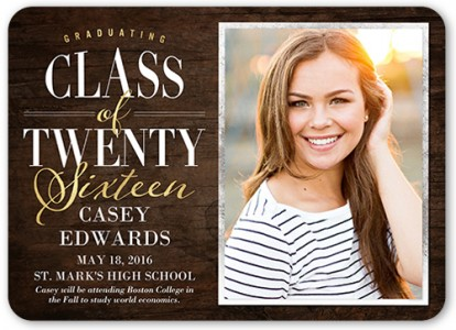 check out these free printable graduation announcements