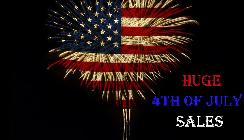 You Can Save Tons Of Money Next Week With 4th Of July Sales