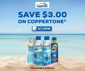 Why I Saved on Coppertone Products With These Sunscreen Coupons (And You Probably Will Too After Reading This)!!