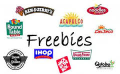 Current Restaurant Freebies That You Won't Want To Miss Out On!