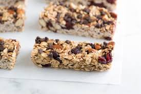 Try This Back To School Recipe For Homemade Granola Bars!