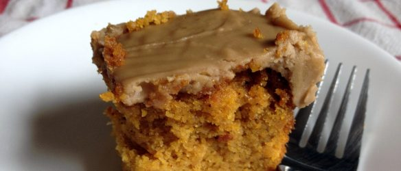 Cooking On A Budget: Super Simple Spiced Pumpkin Bars!