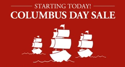 Beat The No-Money Blues: Surprising Ways To Save Money This Columbus Day Weekend