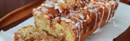 Cooking On A Budget: Homemade Autumn Apple Fritter Bread