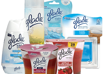 Rid Your Home Of GROSS Odors With These FREE Glade Samples!