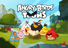 Angry Birds Toons FREE Season On Google Play!