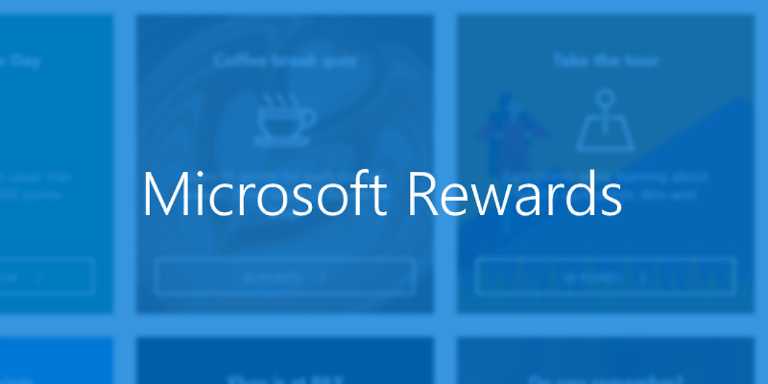 The Microsoft Rewards