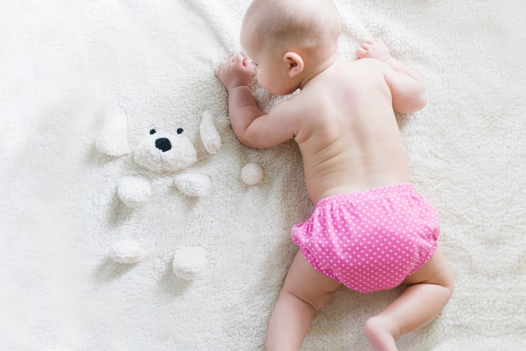baba crawling