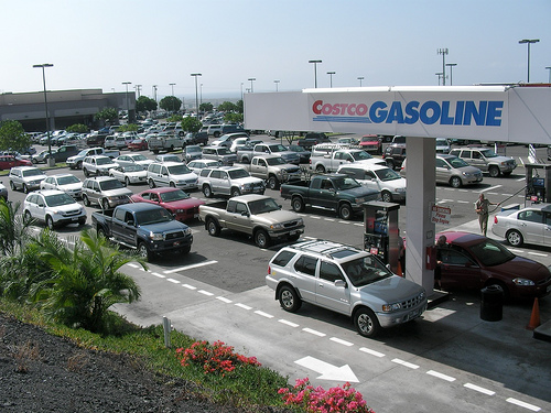 COSTCO GAS